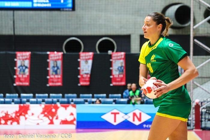 Duda Amorim, armadora da Seleção Brasileira (foto Daniel Varsano / COB)